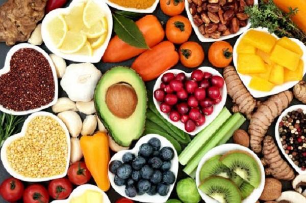 Hoa quả cho bữa sáng của người tập gym