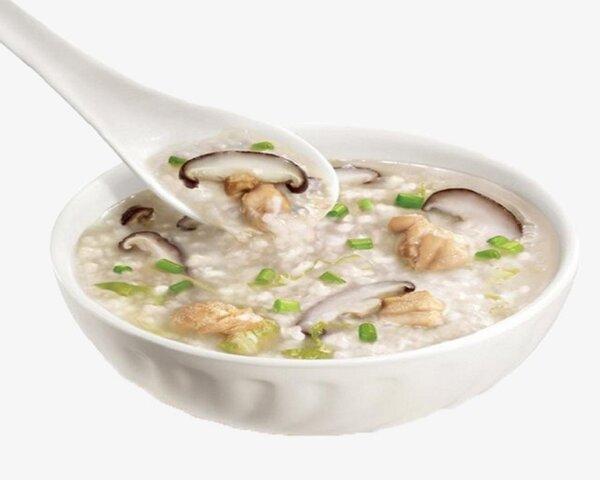 Nên ăn những thực phẩm dễ tiêu hoá, dạng lỏng như súp và cháo