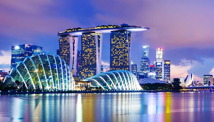 Trung tâm thường mại tại Singapore
