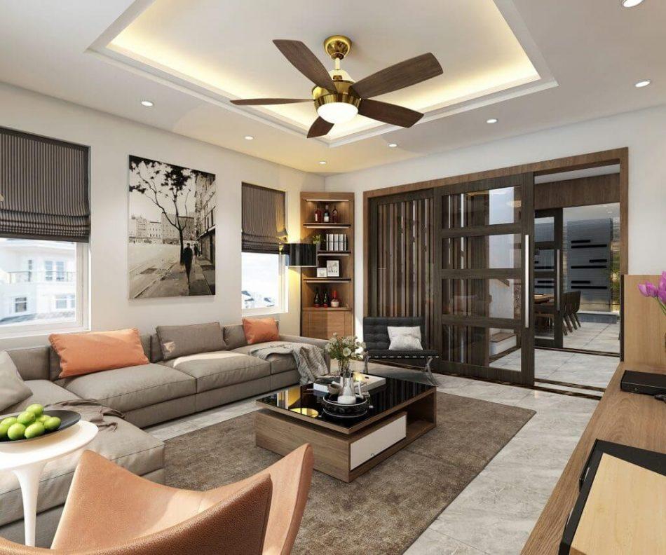 Trang trí phòng khách hợp phong thủy - Tạo nên giá trị cho ngôi nhà của bạn