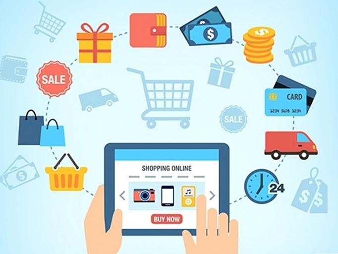 Mua sắm online thỏa thích không lo về giá