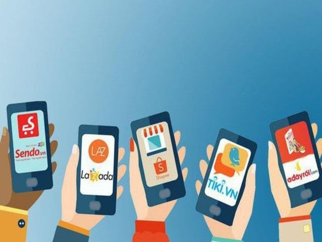 Trải nghiệm mua sắm online cùng Danhgiatot.vn